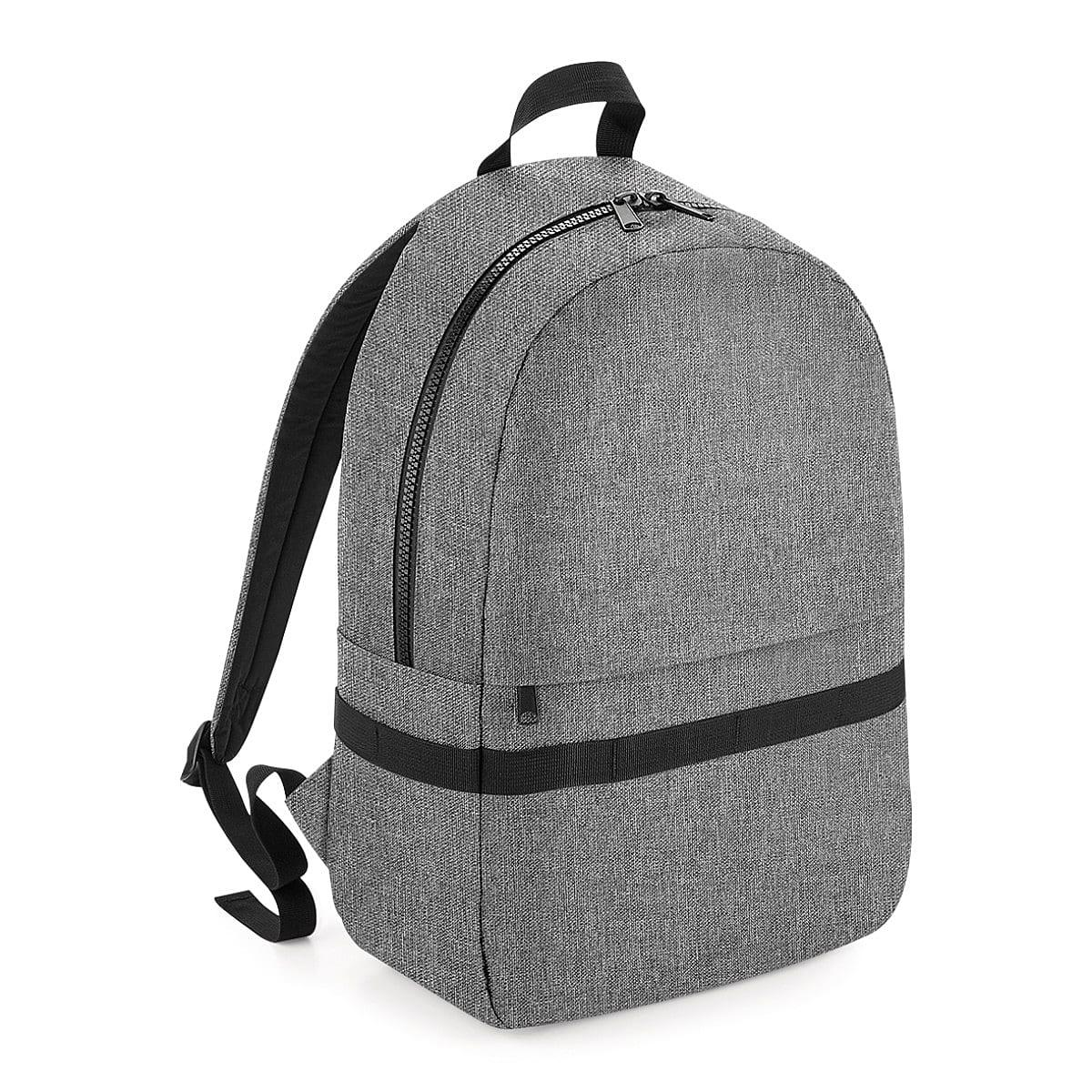 Bagbase Modulr 20 Litre Backpack in Grey Marl (Product Code: BG240)