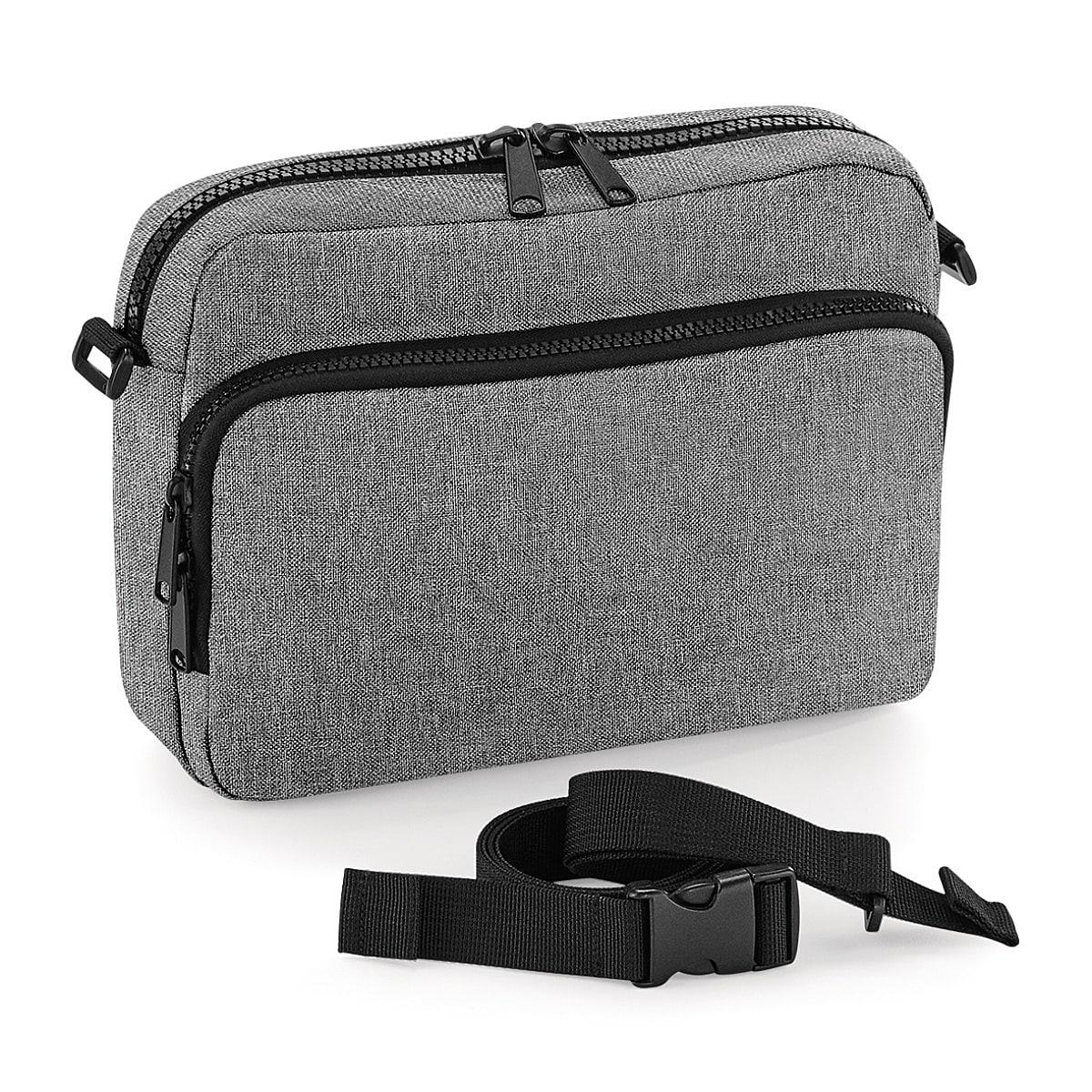 Bagbase Modulr 2 Litre Multipocket in Grey Melange (Product Code: BG242)
