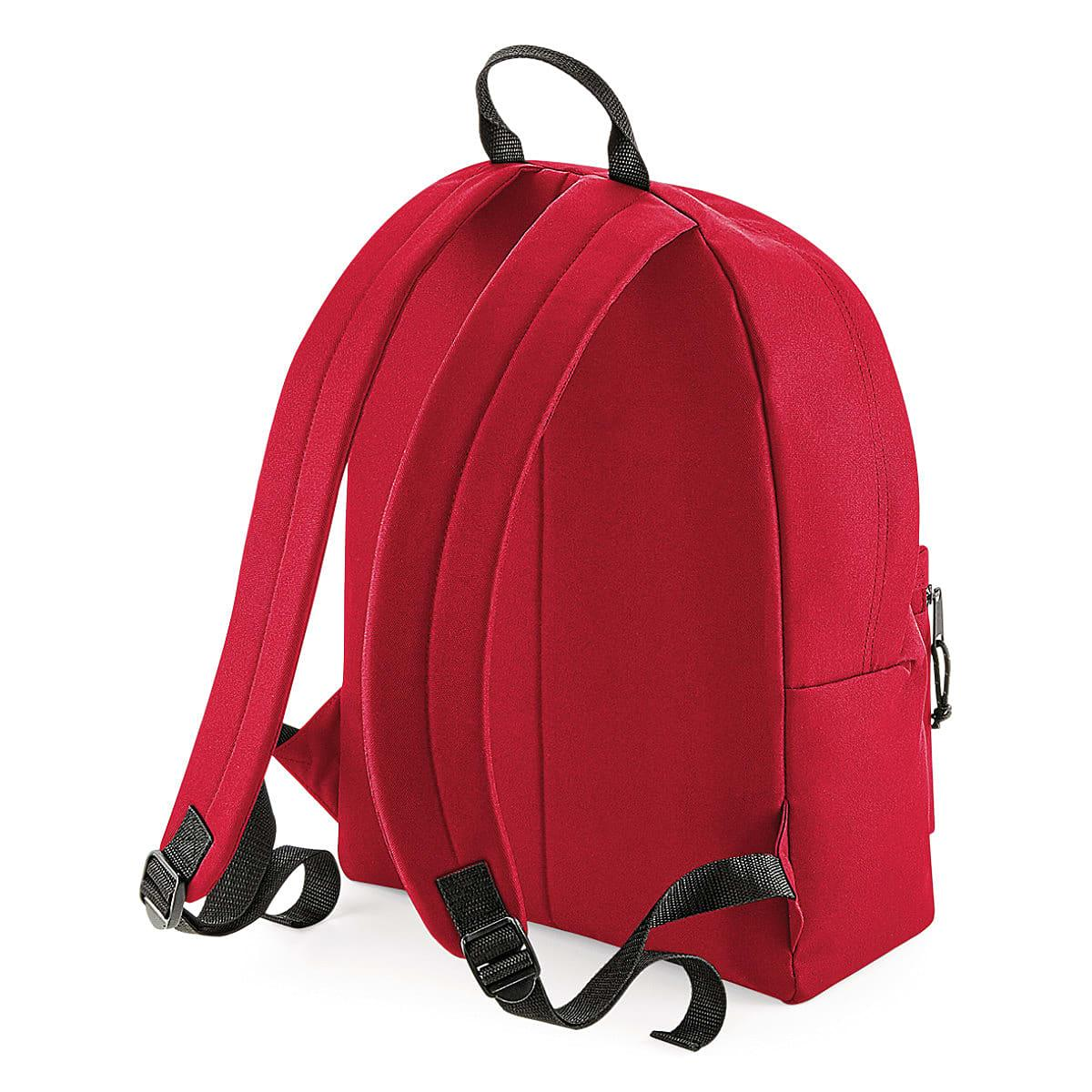 Bagbase Recycled Backpack in Classic Red (Product Code: BG285)