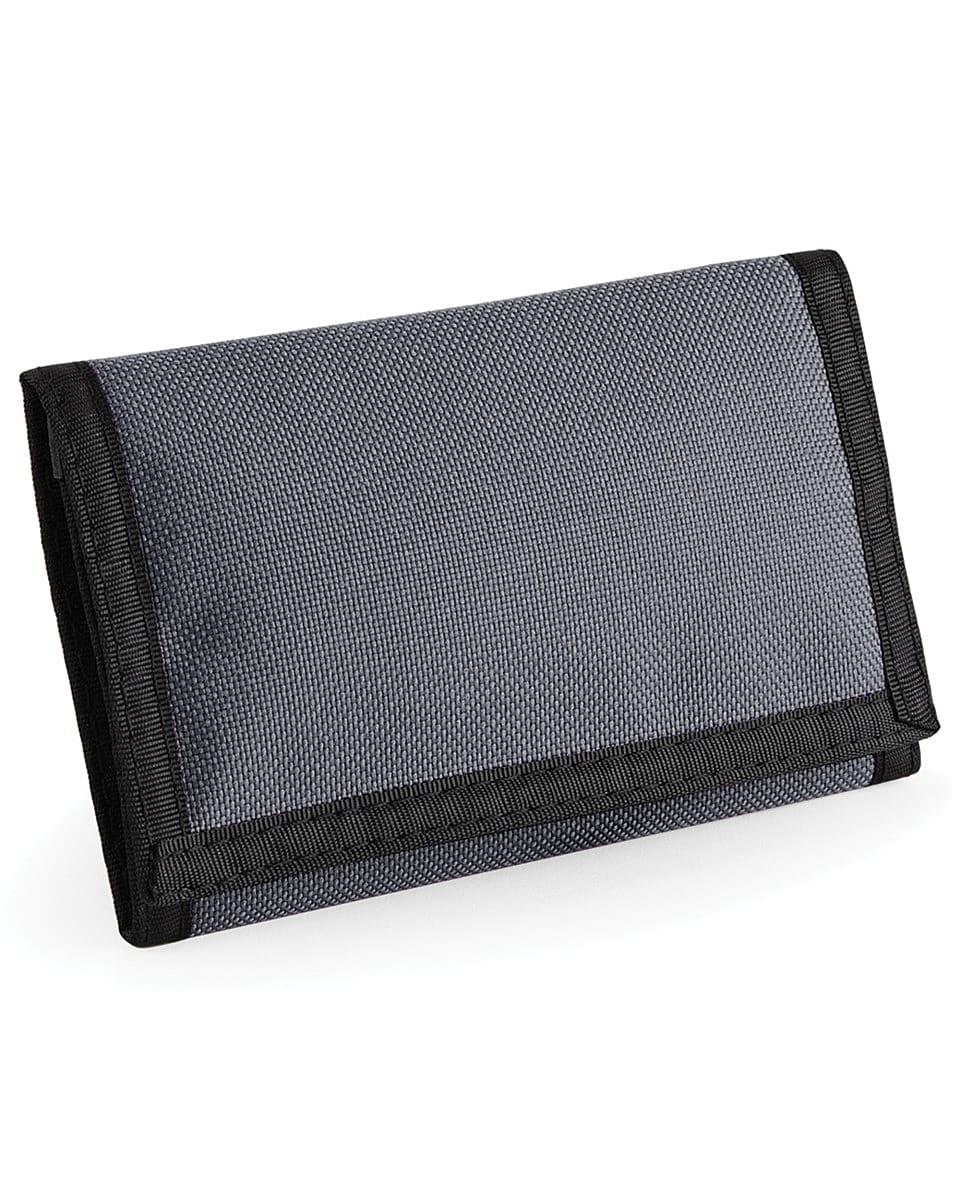Bagbase Ripper Wallet in Graphite (Product Code: BG40)