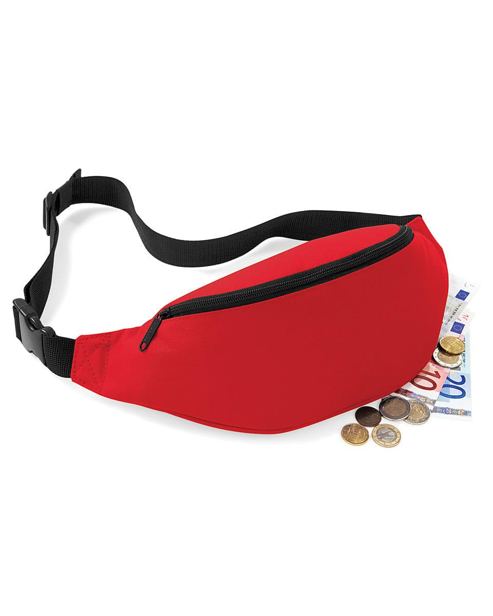 Bagbase Belt Bag in Classic Red (Product Code: BG42)