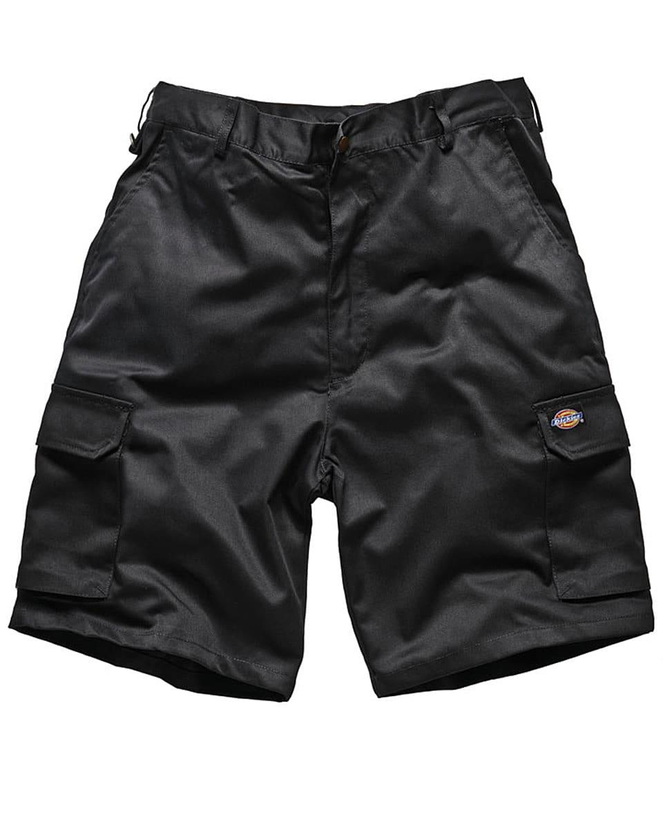 Dickies Redhawk Cargo Shorts in Black (Product Code: WD834)