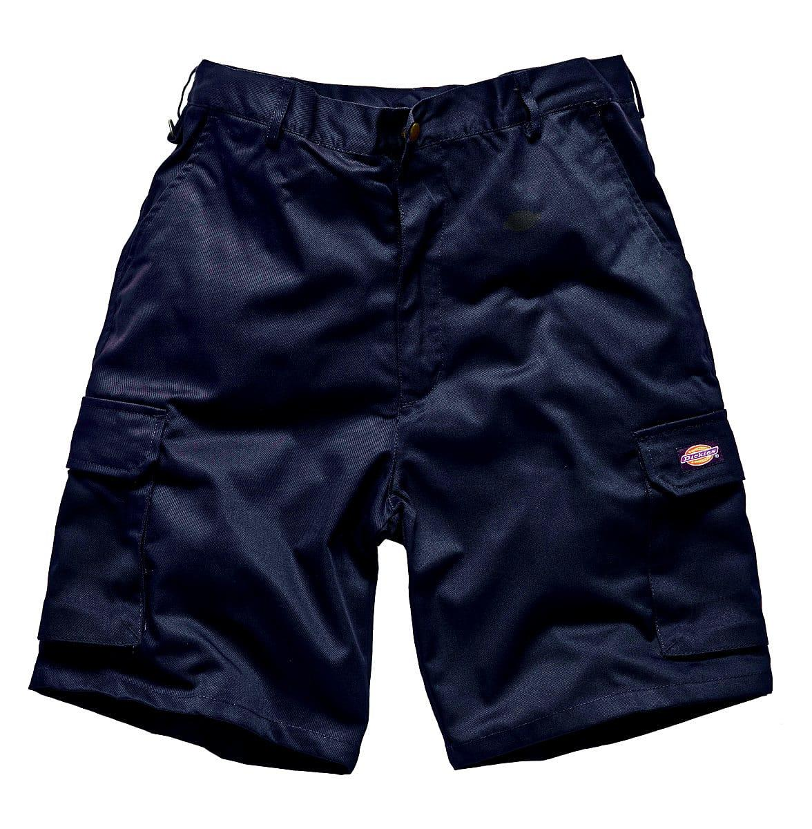Dickies Redhawk Cargo Shorts in Navy Blue (Product Code: WD834)