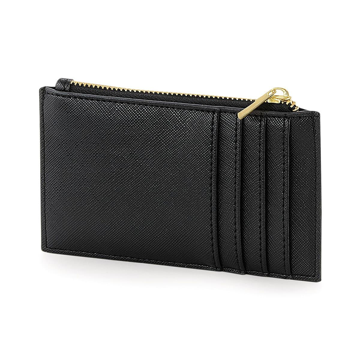 Bagbase Boutique Card Holder in Black (Product Code: BG754)