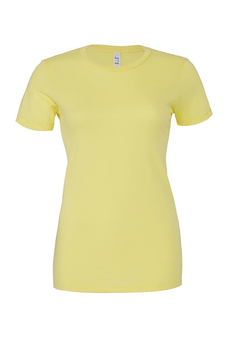Bella The Favourite T-Shirt in Yellow (Product Code: BE6004)
