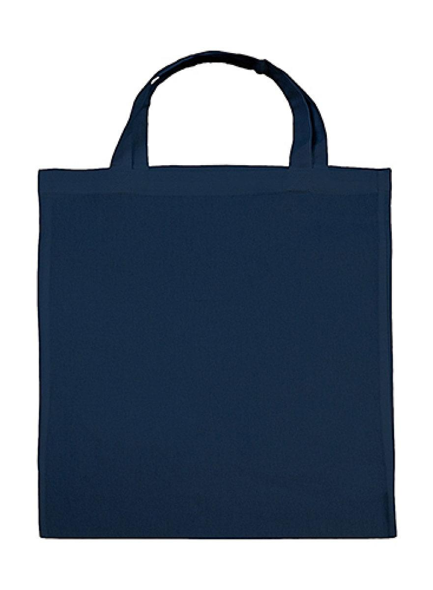 Jassz Bags Budget Promo Bag Short-Handle in Dark Blue (Product Code: JB1003842SH)