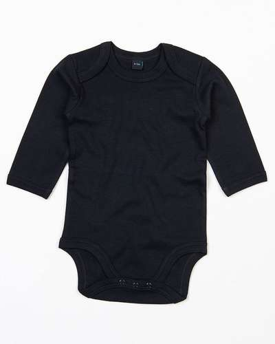 Babybugz Organic Long-Sleeve Bodysuit