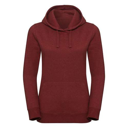 Russell Womens Authentic Melange Hoodie