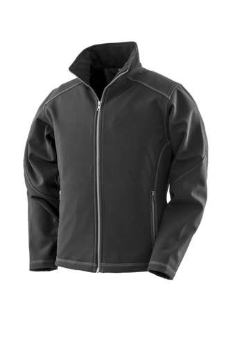 WORK-GUARD by Result Womens Softshell Jacket