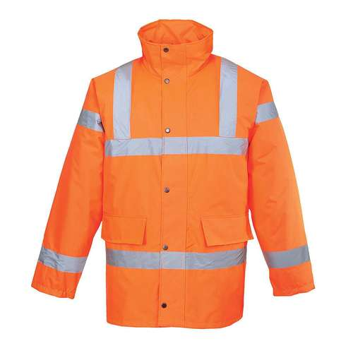Portwest S460 Hi-Viz Traffic Jacket