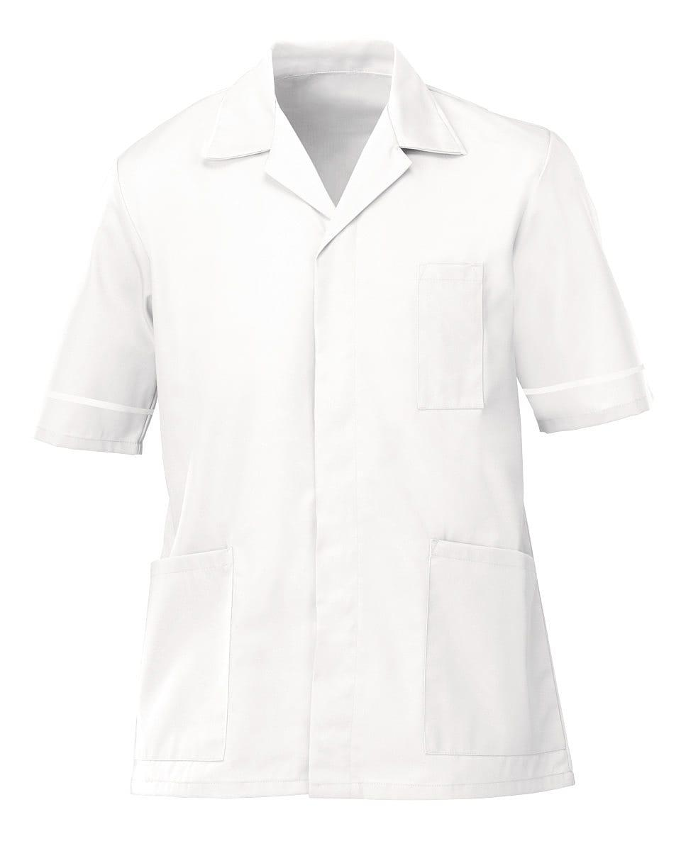 Alexandra Mens Tunic in White (Product Code: G103)