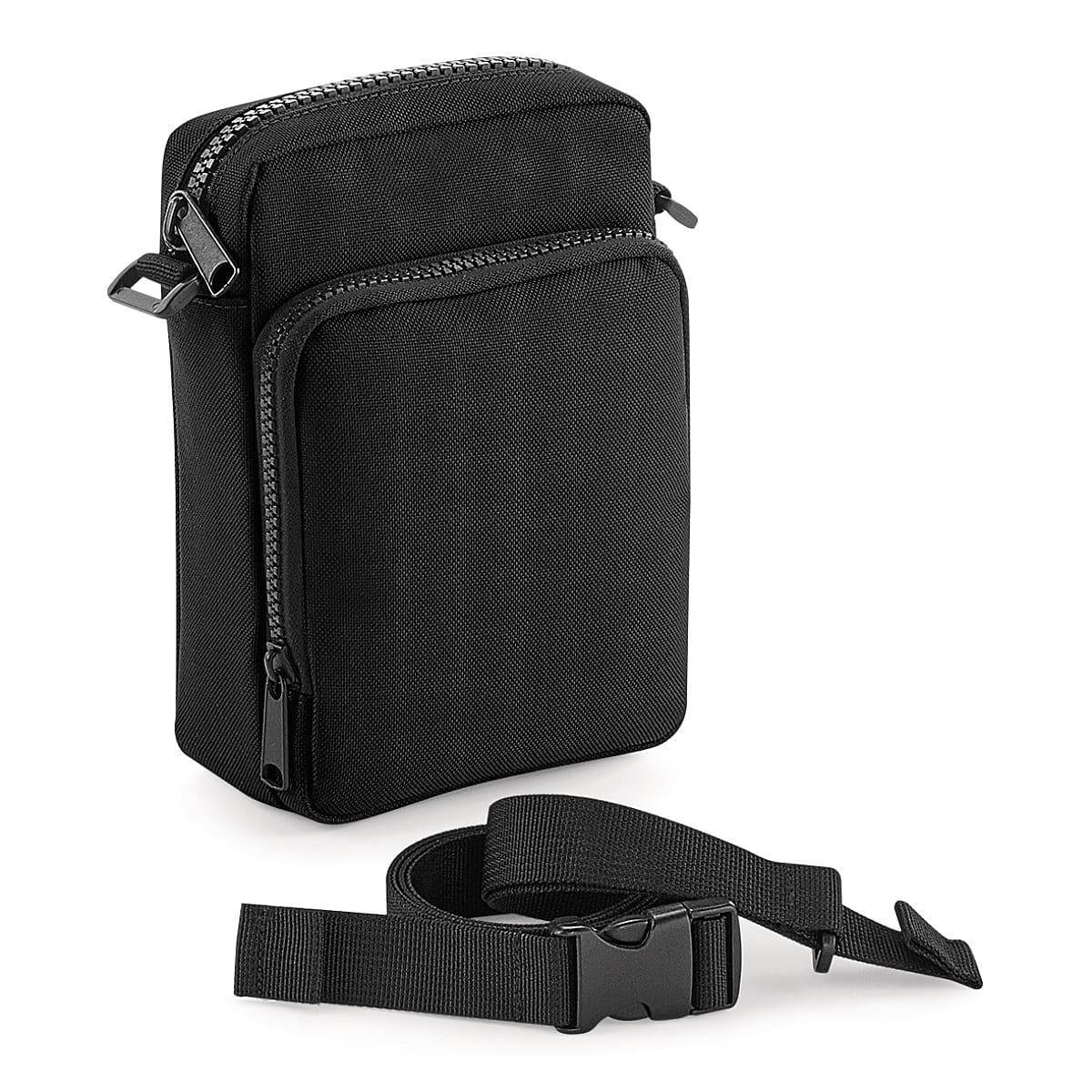 Bagbase Modulr 1 Litre Multipocket in Black (Product Code: BG241)