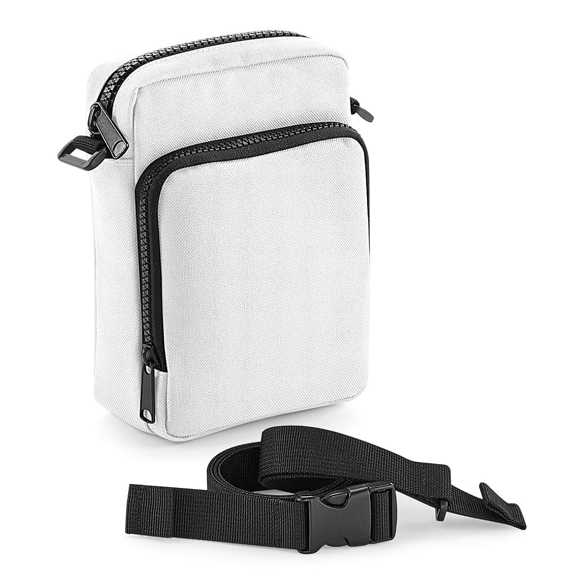Bagbase Modulr 1 Litre Multipocket in White (Product Code: BG241)