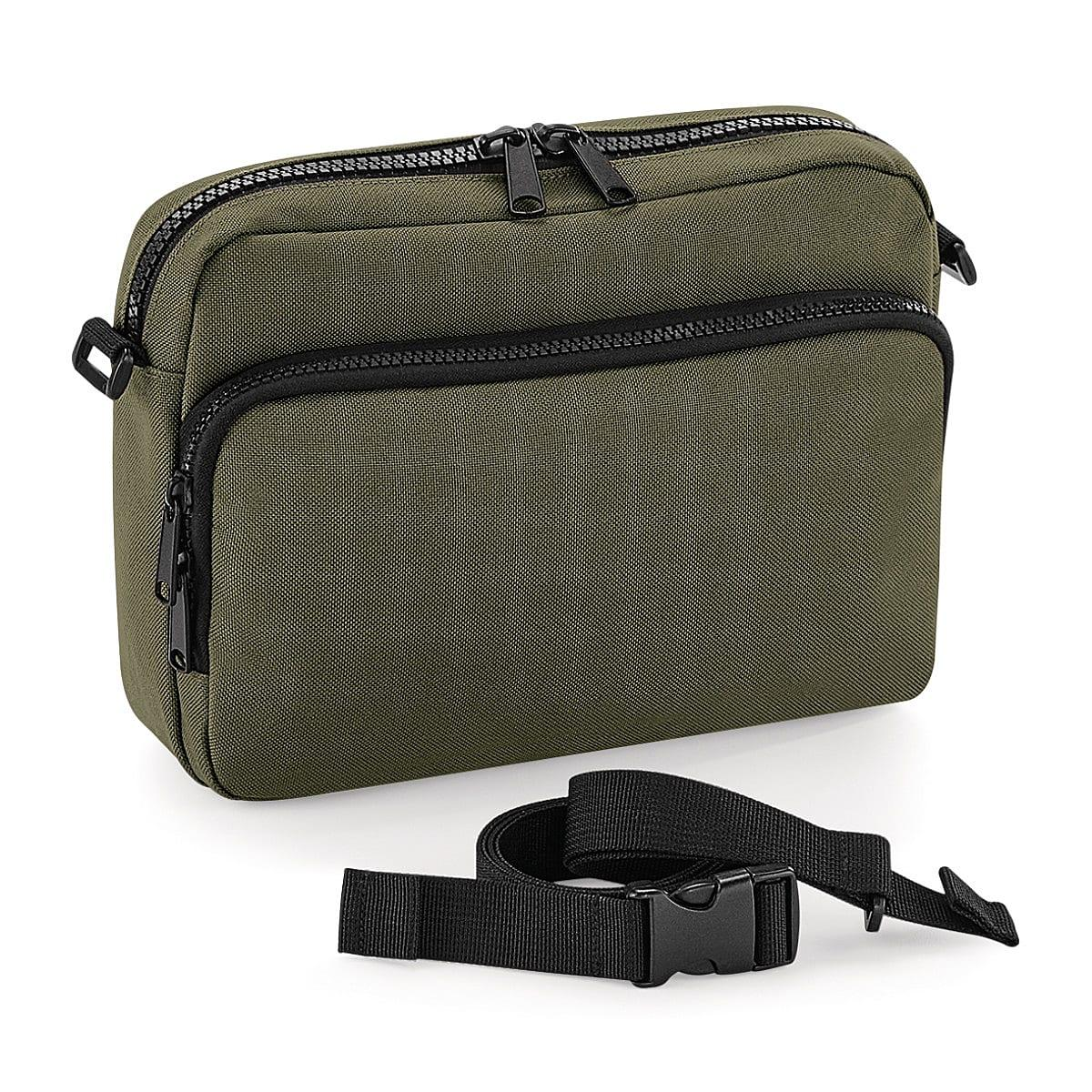 Bagbase Modulr 2 Litre Multipocket in Military Green (Product Code: BG242)