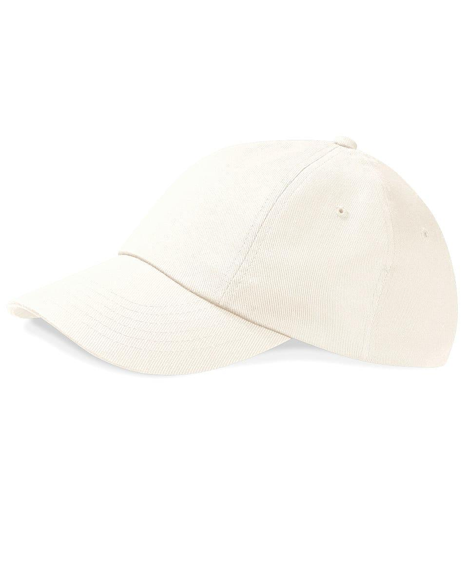 Beechfield Low Profile Heavy Drill Cap in Natural (Product Code: B58)