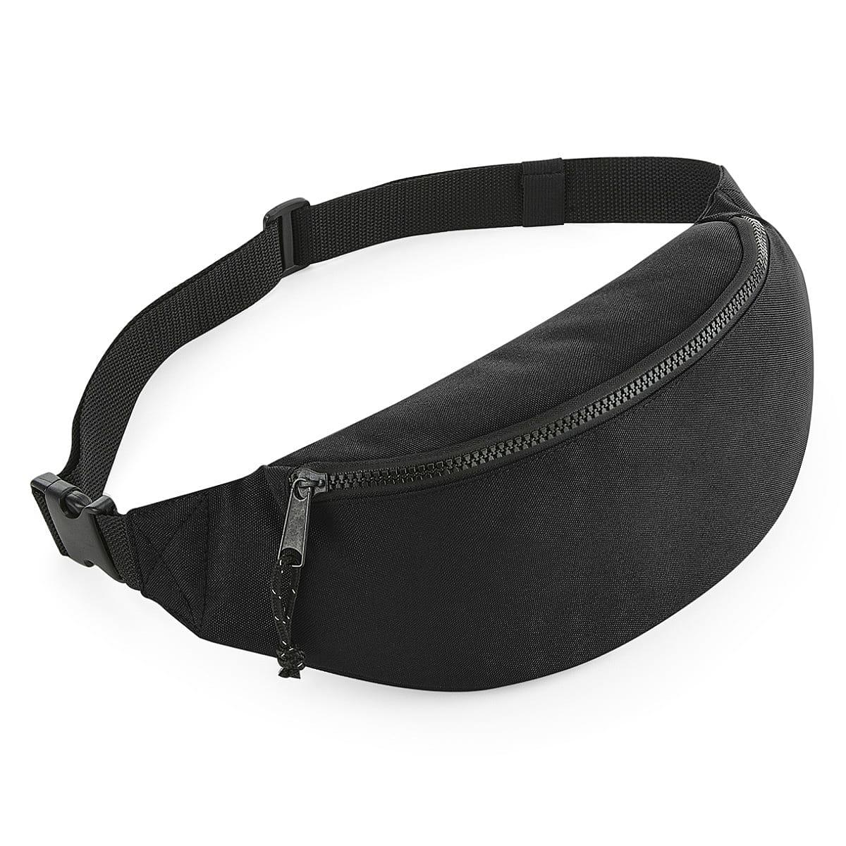 Bagbase Recycled Waistpack in Black (Product Code: BG282)