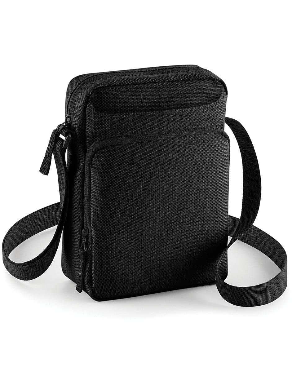 Bagbase Accross Body Bag in Black (Product Code: BG30)