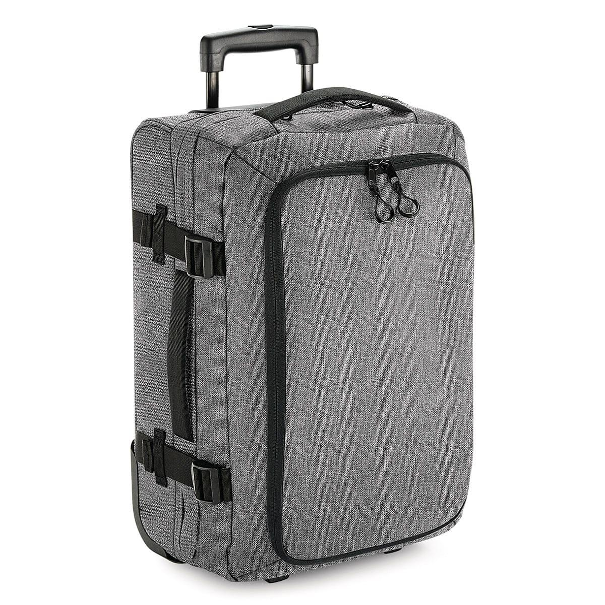 Bagbase Bagbse Escape Carry On Wheelie in Grey Marl (Product Code: BG481)