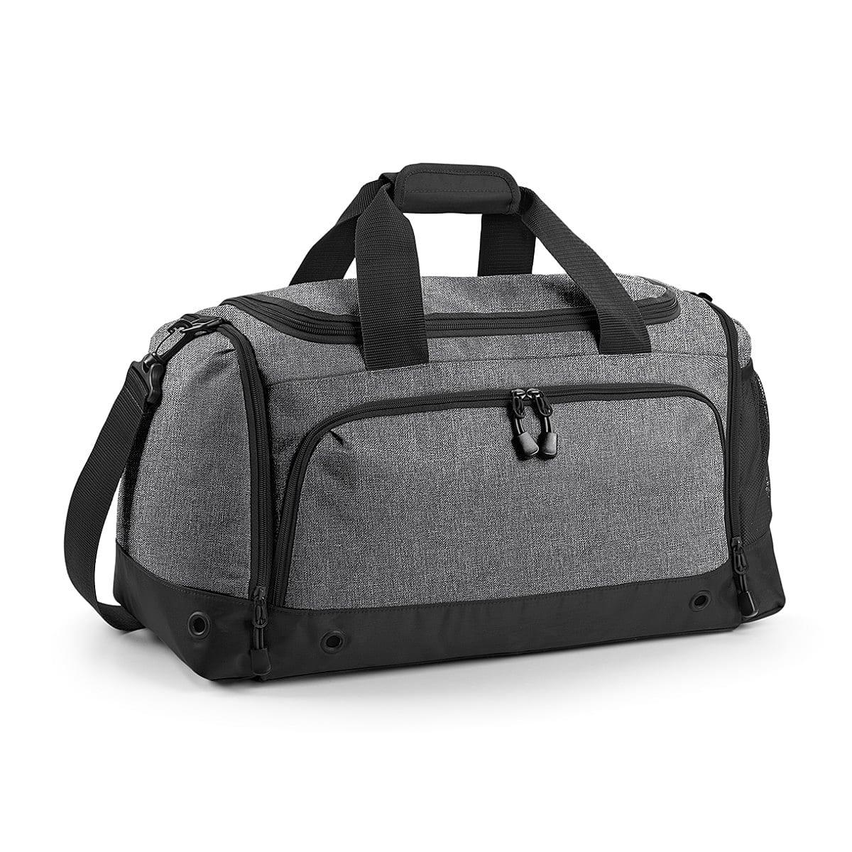 Bagbase Athleisure Holdall in Grey Marl (Product Code: BG544)