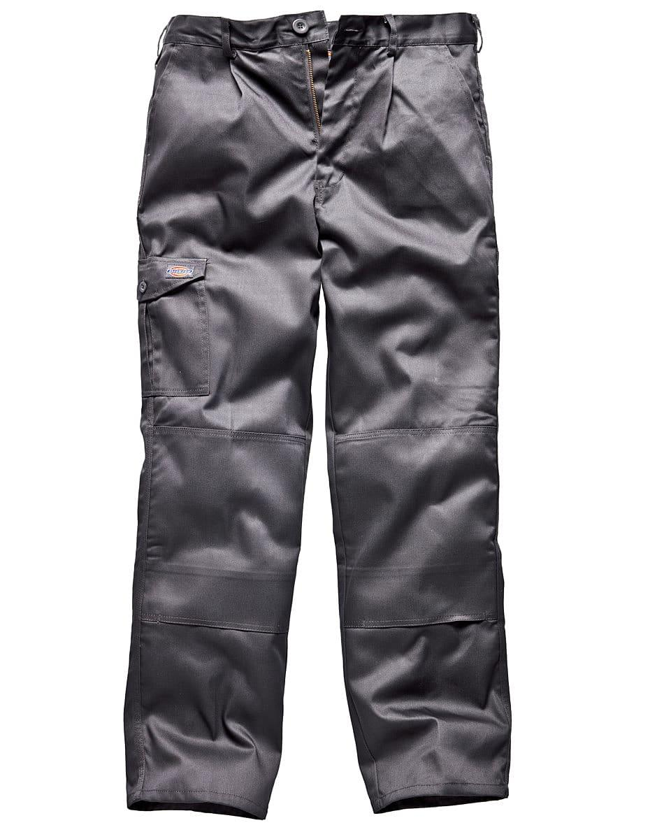 Dickies Redhawk Super Work Trousers (Short) in Grey (Product Code: WD884S)