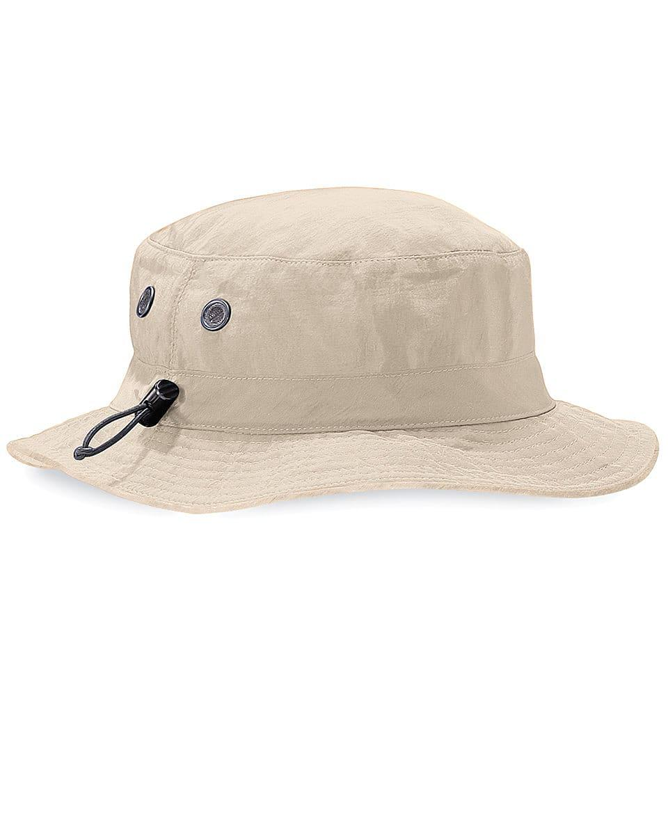 Beechfield Cargo Bucket Hat in Stone (Product Code: B88)