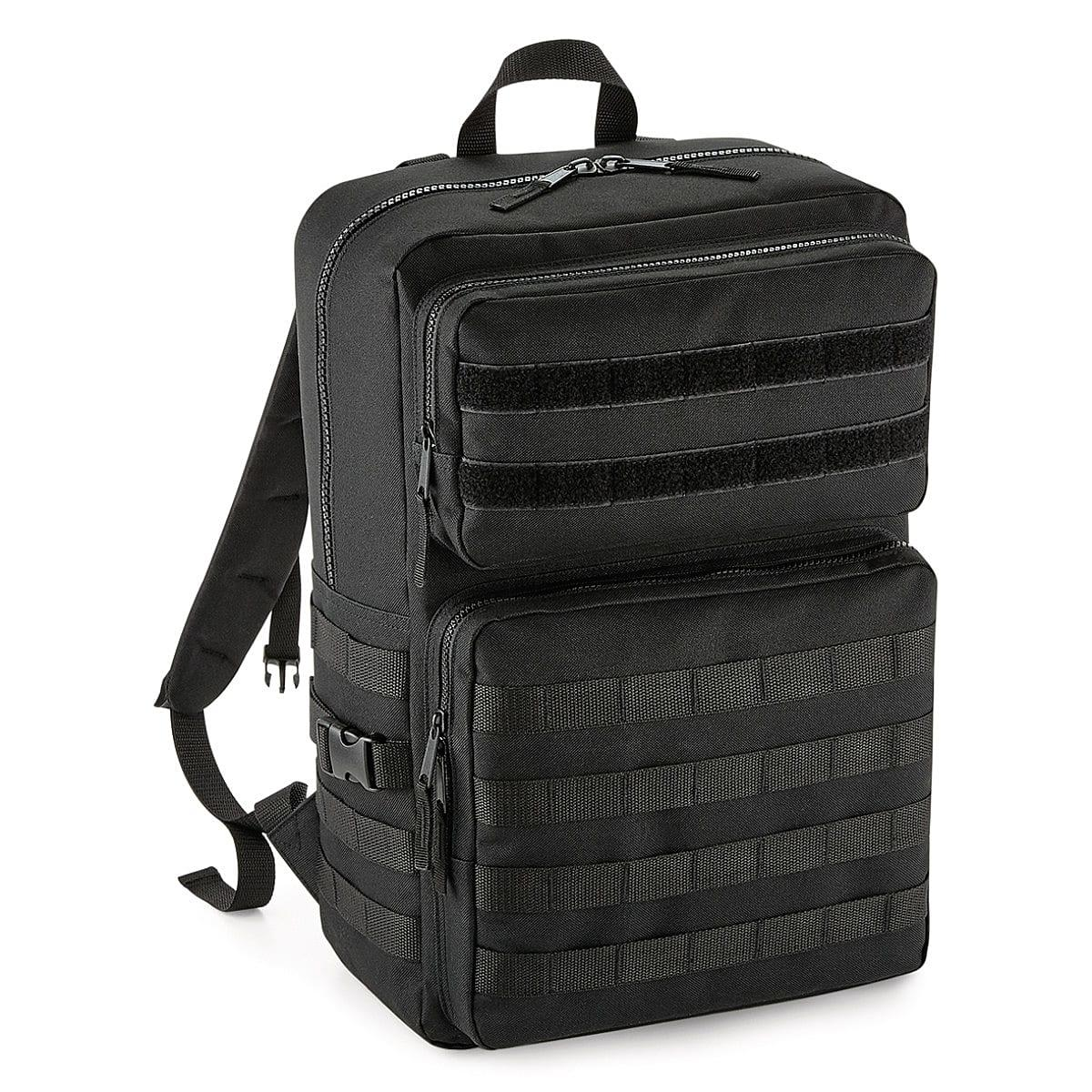 Bagbase Molle Tachtical Backpack in Black (Product Code: BG848)