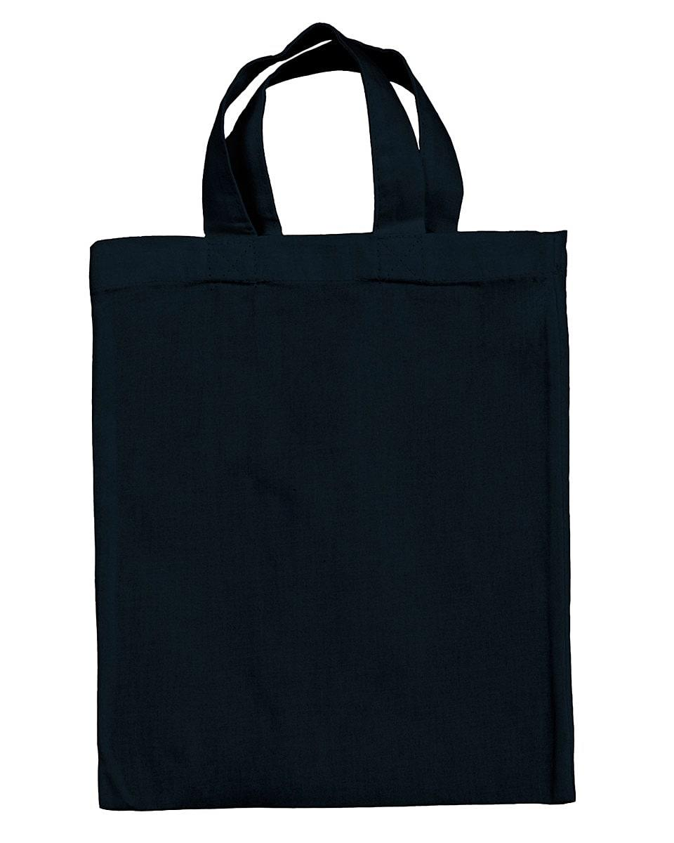 Jassz Bags Oak Small Cotton Shopper in Dark Blue (Product Code: 2226SH)