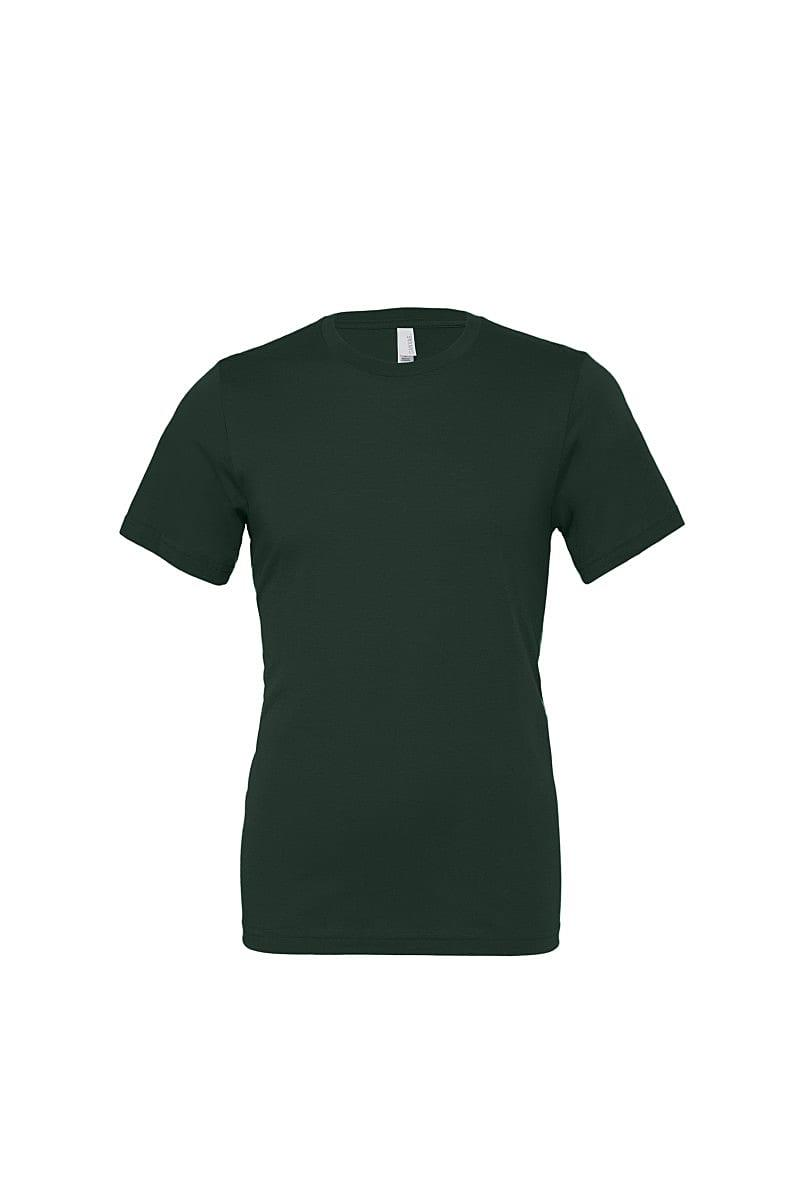 Bella Canvas Perfect T-Shirt in Forest Green (Product Code: CA3001)
