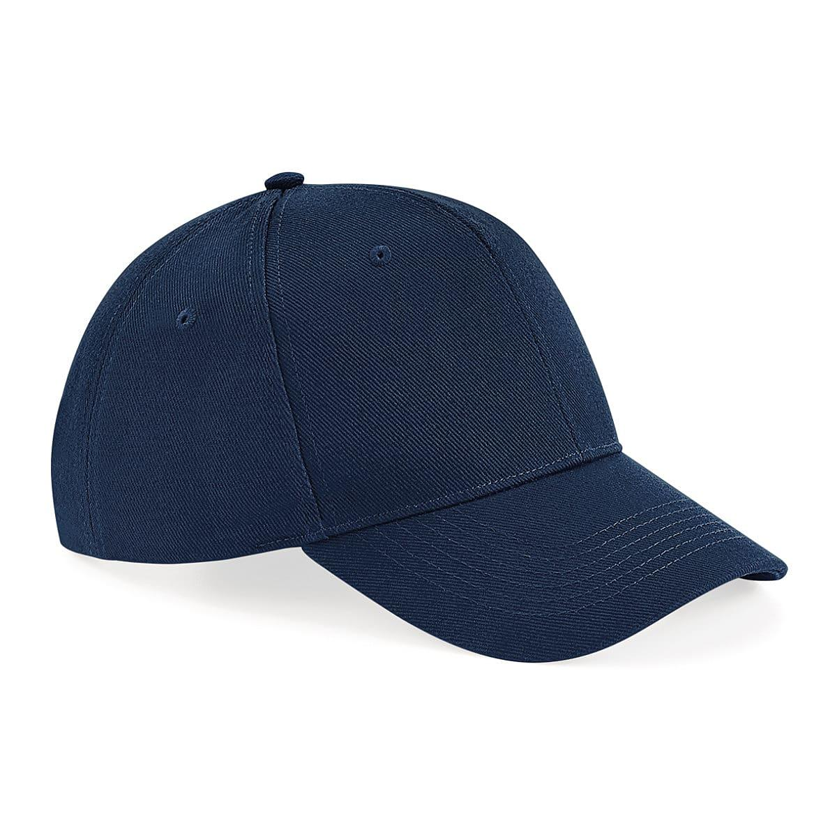 Beechfield Untimate 6 Panel Cap in French Navy (Product Code: B18)