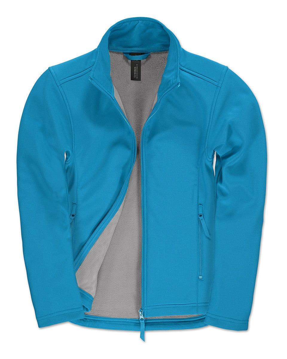 B&C Womens ID.701 Softshell Jacket in Atoll (Product Code: JWI63)