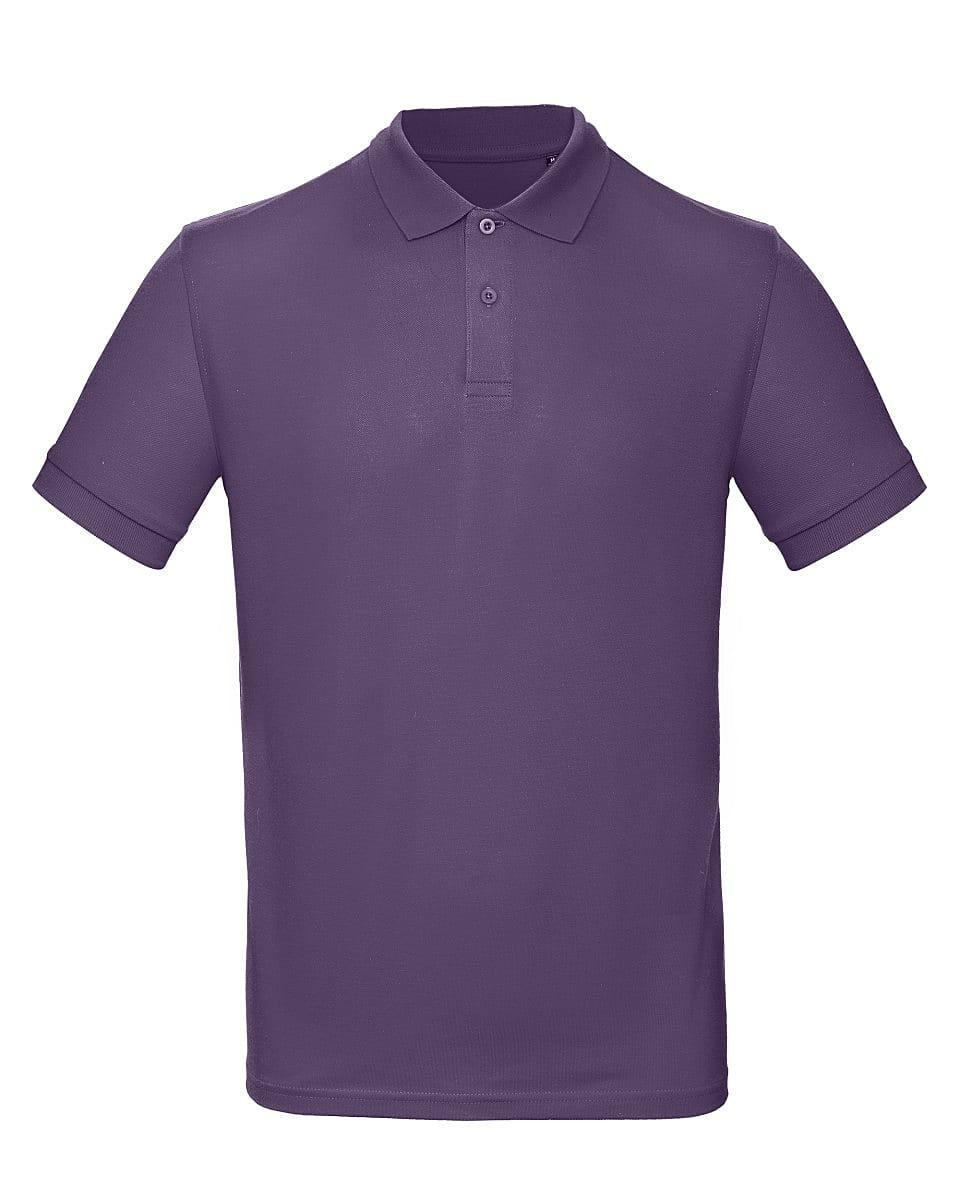 B&C Mens Inspire Polo Shirt in Radiant Purple (Product Code: PM430)