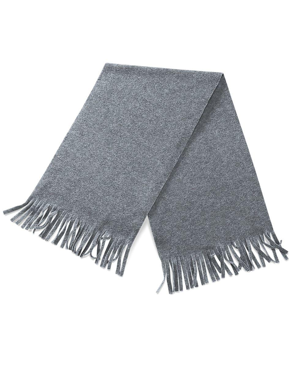 Beechfield Suprafleece Dolomite Scarf in Charcoal (Product Code: B291)