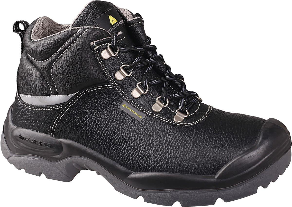 Delta Plus Sault Safety Boots in Black (Product Code: SAULT)