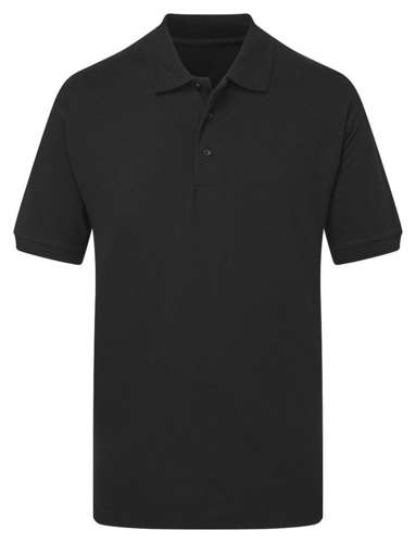 Ultimate Clothing Company 50/50 Heavyweight Pique Polo Shirt