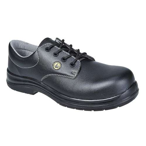 Portwest Composite-Lite ESD Laced Safety Shoes S2