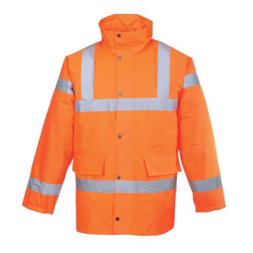 Portwest RT30 Hi-Viz Traffic Jacket