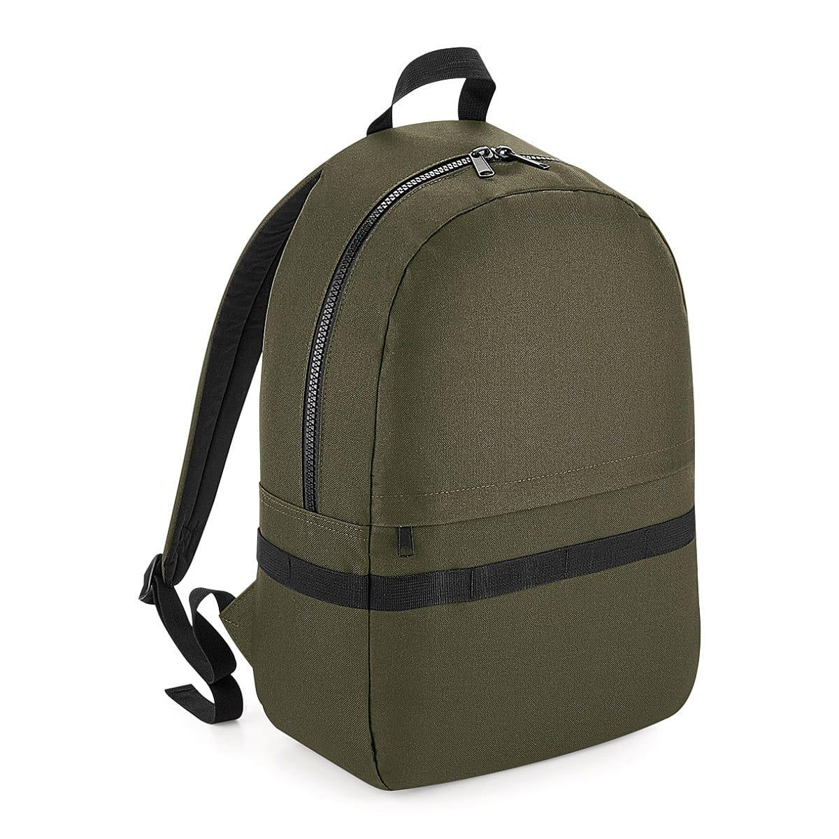 Bagbase Modulr 20 Litre Backpack in Military Green (Product Code: BG240)