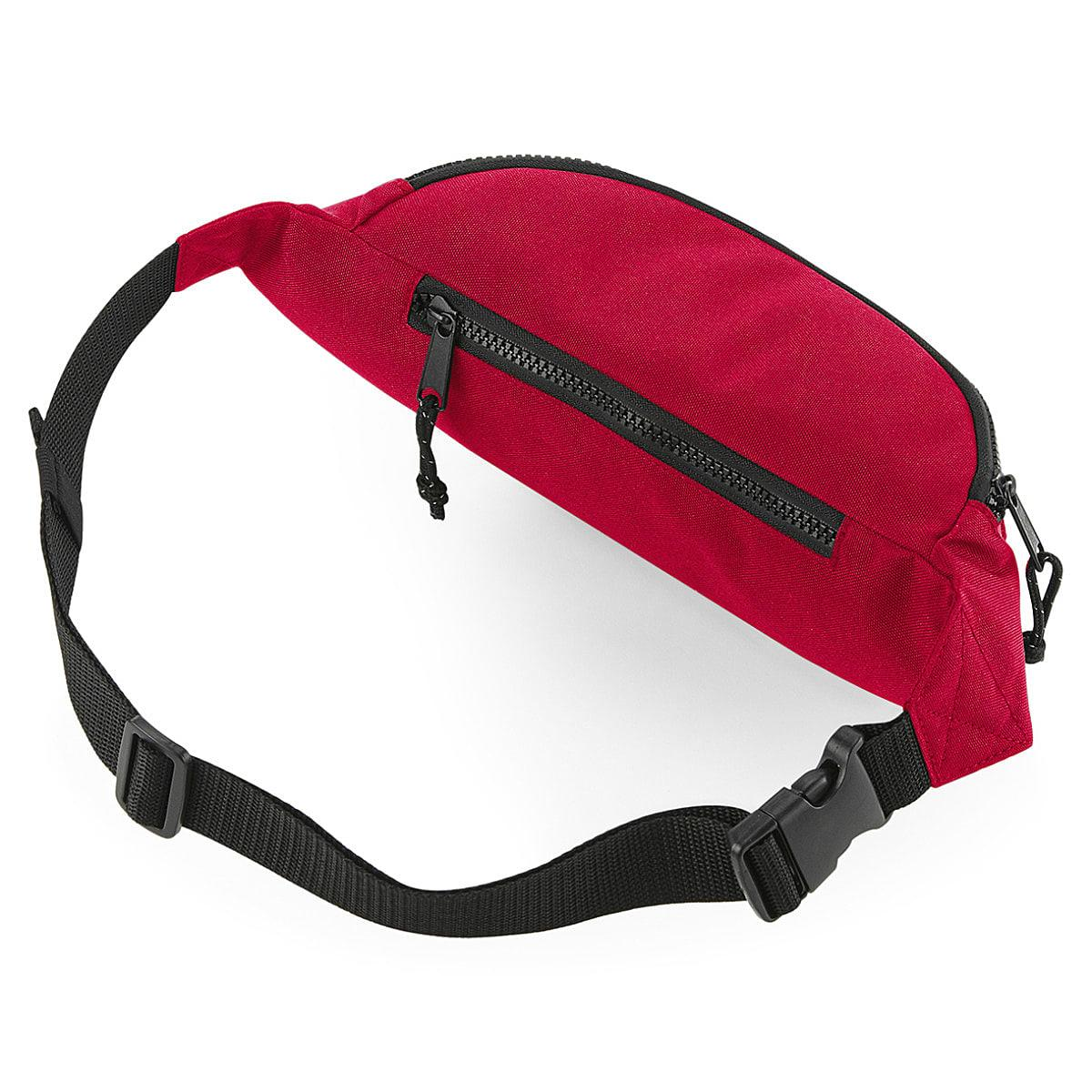 Bagbase Recycled Waistpack in Classic Red (Product Code: BG282)