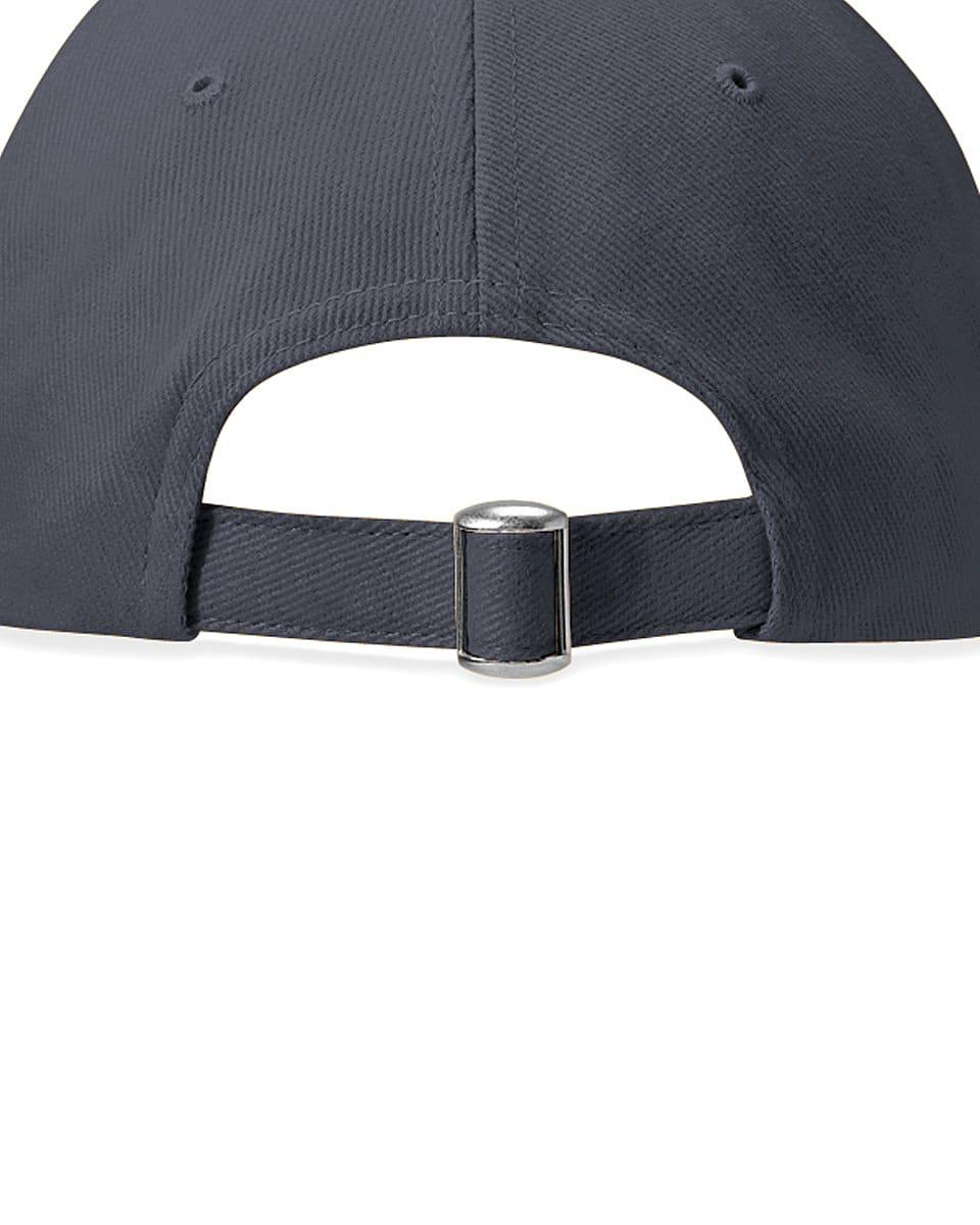 Beechfield Pro Style Heavy Cap in Graphite (Product Code: B65)