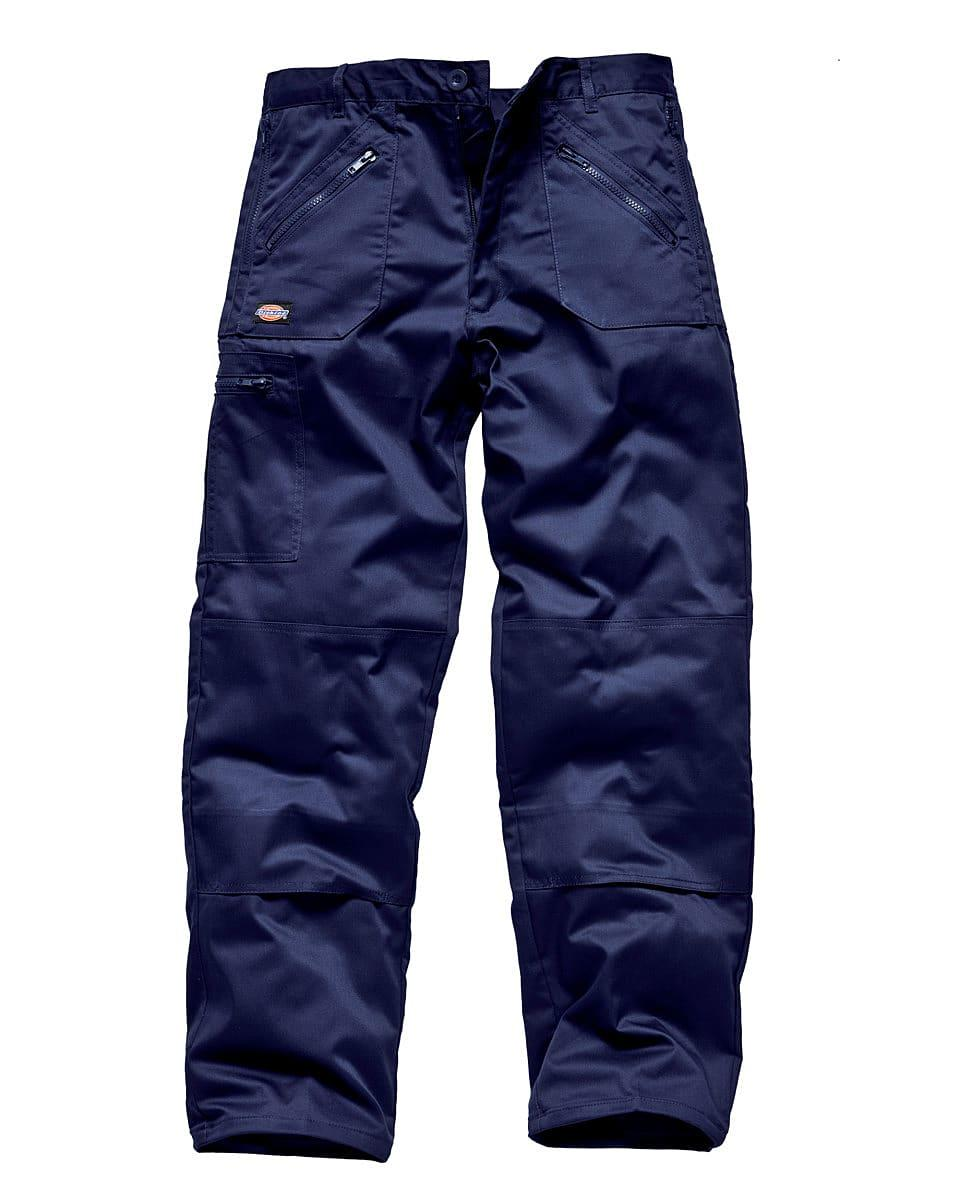Dickies Redhawk Action Trousers (Short) in Navy Blue (Product Code: WD814S)