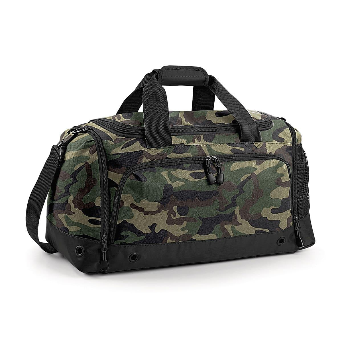 Bagbase Athleisure Holdall in Jungle Camo (Product Code: BG544)