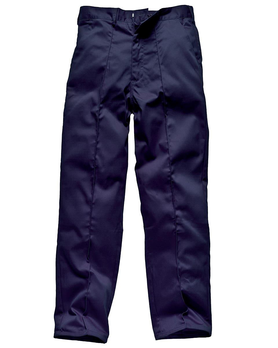Dickies Redhawk Trousers (Tall) in Navy Blue (Product Code: WD864T)