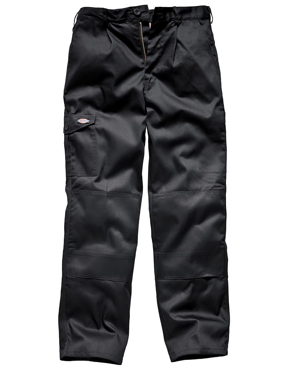 Dickies Redhawk Super Work Trousers (Short) in Black (Product Code: WD884S)