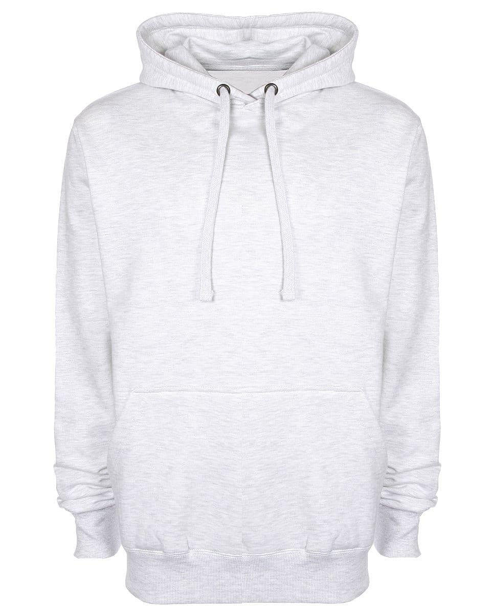 FDM Unisex Tagless Hoodie in Ash Grey (Product Code: TH001)