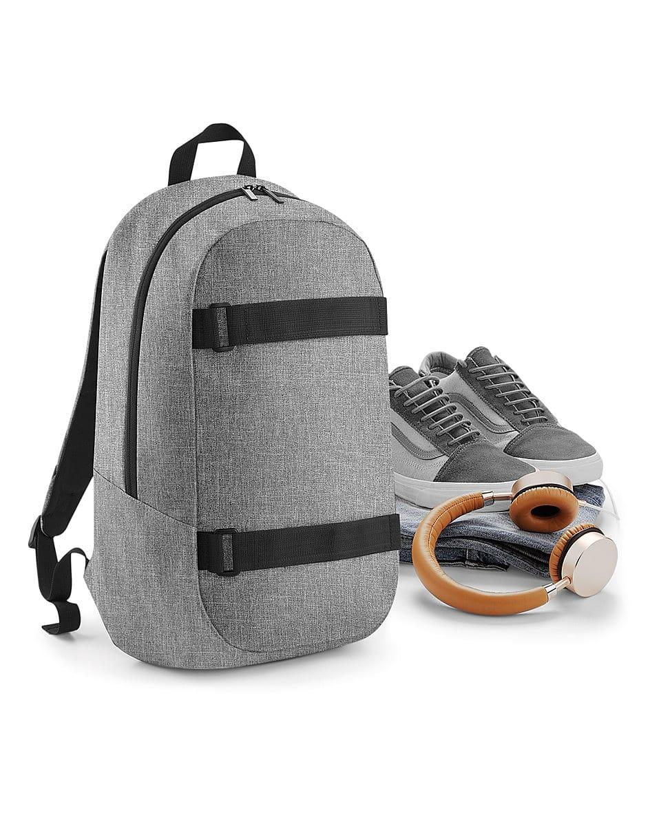 Bagbase Carve Boardpack in Grey Marl (Product Code: BG851)