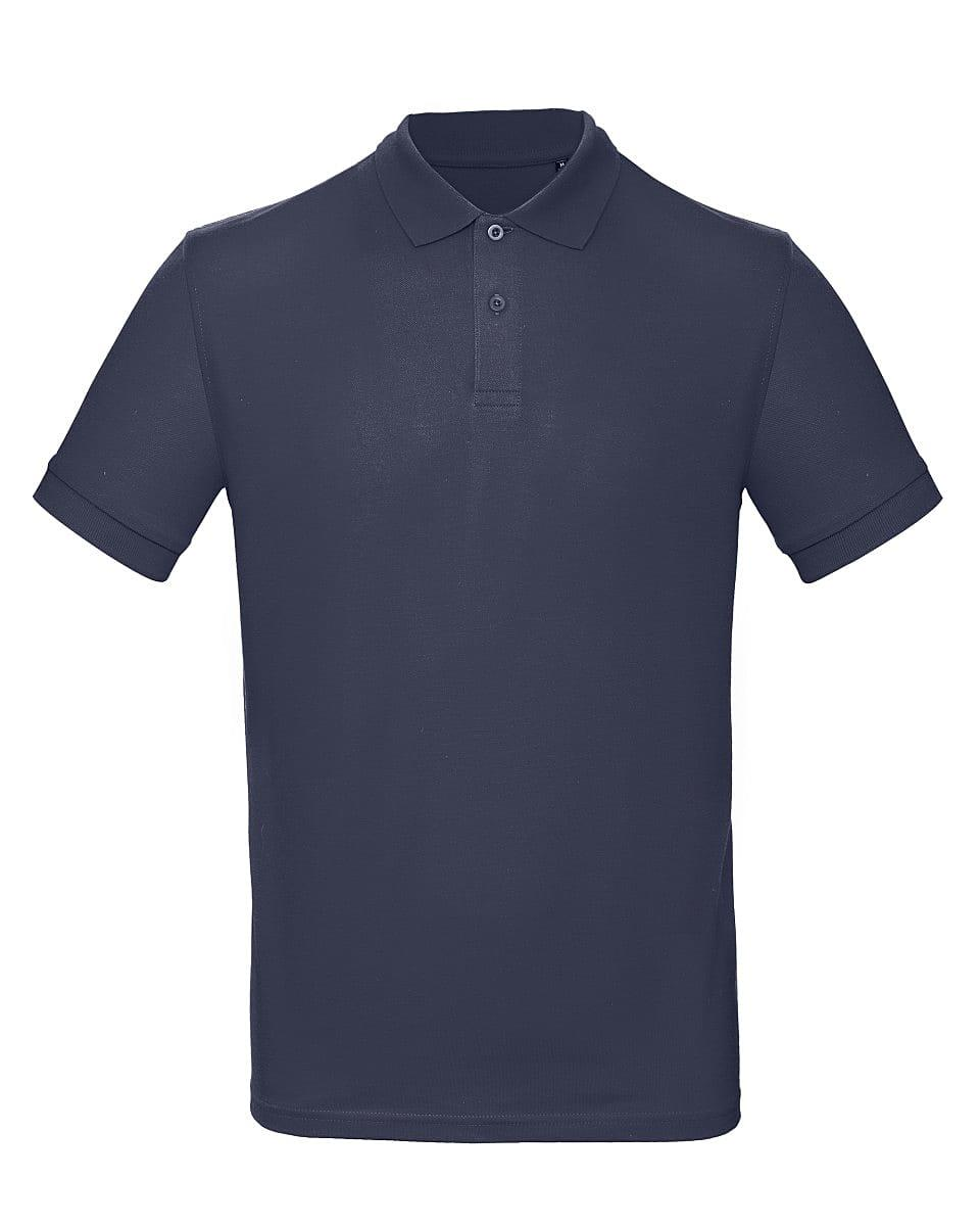 B&C Mens Inspire Polo Shirt in Urban Navy (Product Code: PM430)