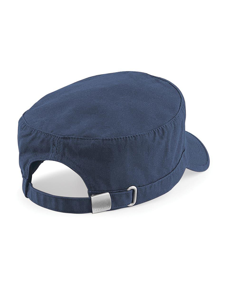 Beechfield Army Cap in Navy Blue (Product Code: B34)