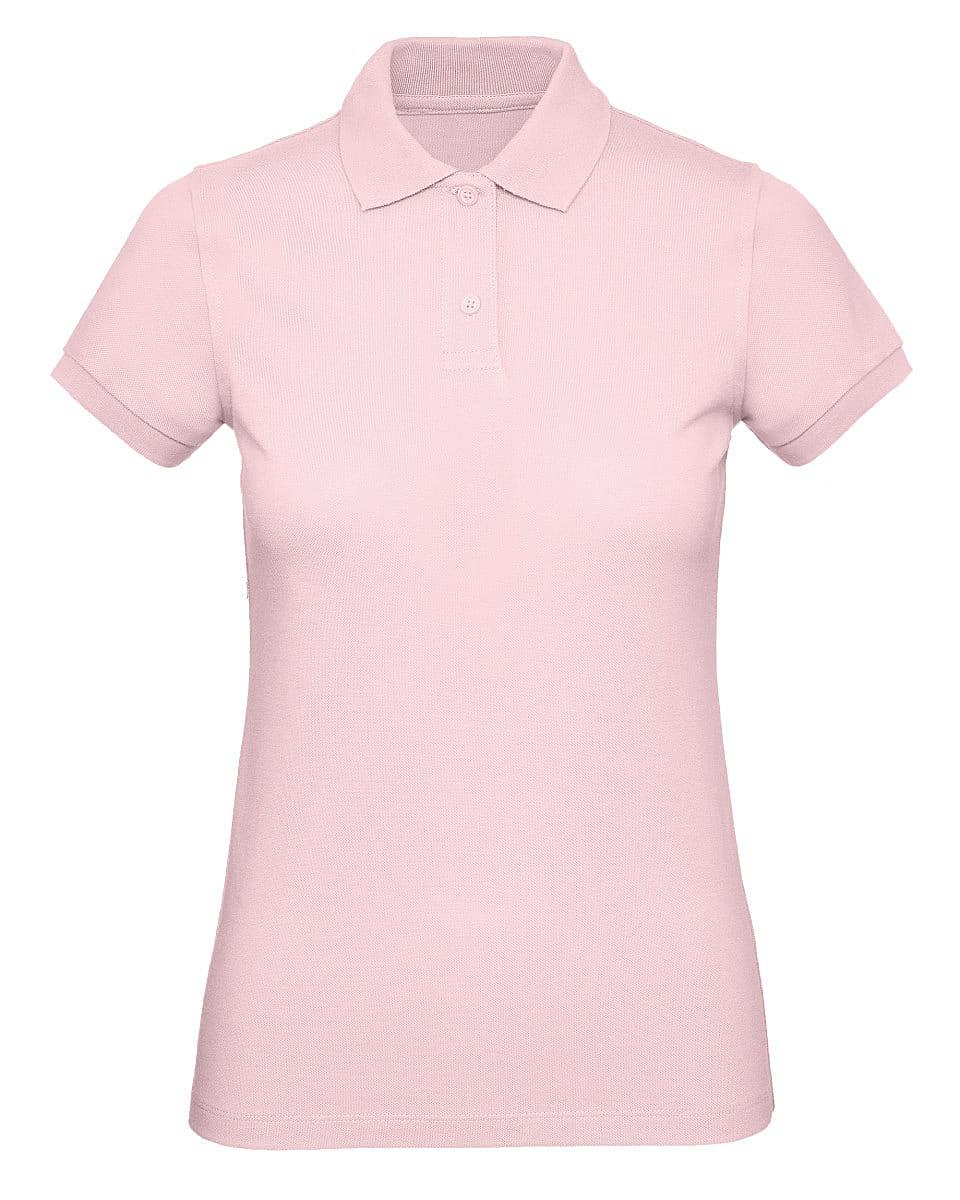 B&C Womens Inspire Polo Shirt in Orchid Pink (Product Code: PW440)
