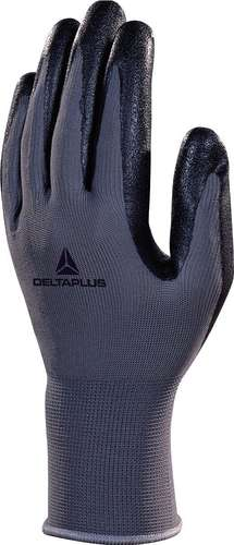 Delta Plus Nitrile-Coated Polyester Knitted Gloves