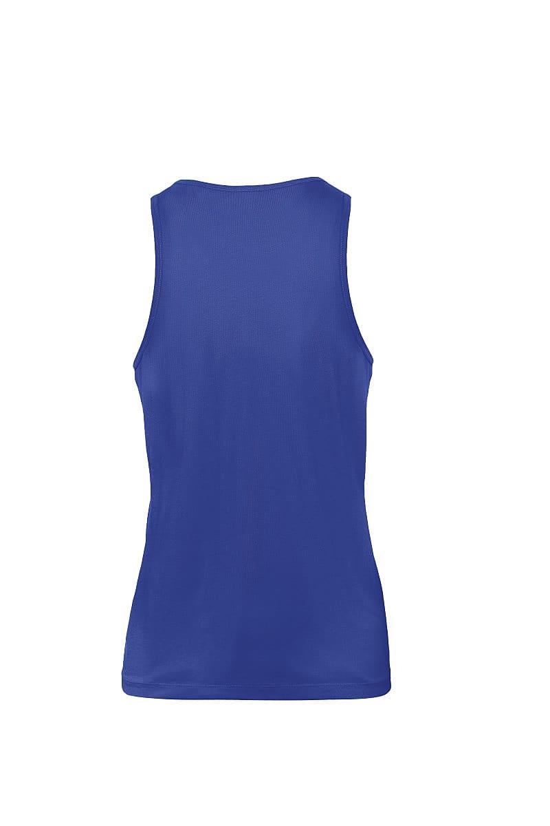 B&C Mens Inspire Tank in Cobalt Blue (Product Code: TM072)